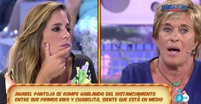 Anabel Pantoja mediará entre sus primos Kiko y Chabelita