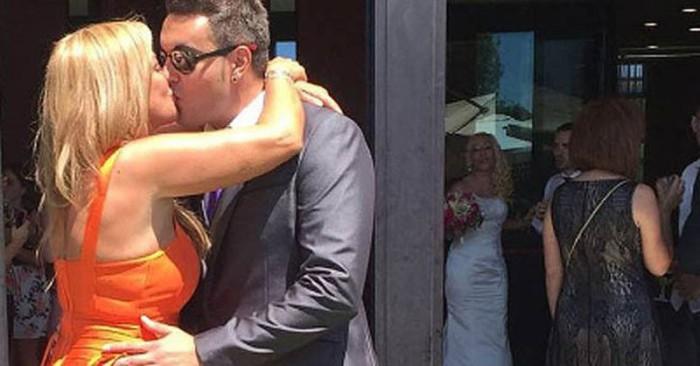 Belén Esteban piensa en casarse con Miguel Marcos tras la boda de su amiga Tina