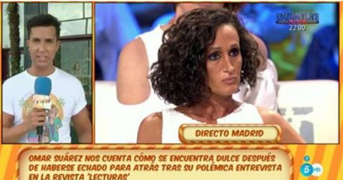 Dulce será demandada por Isabel y Agustín Pantoja