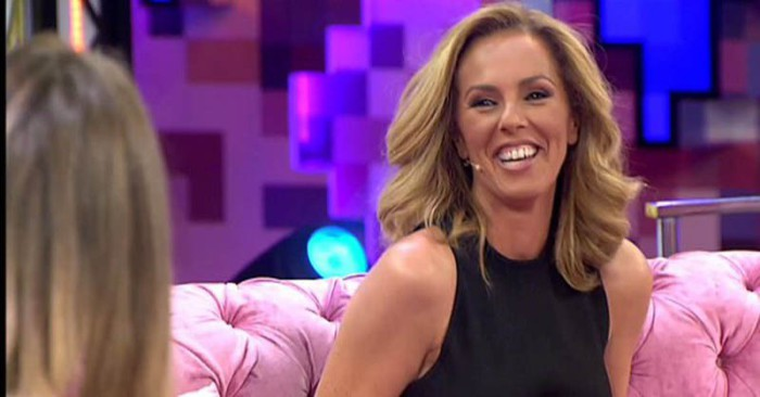 Rocío Carrasco comenta su boda en Hable con ellas