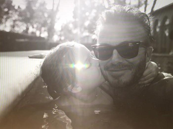 David y Victoria Beckham dedican mensajes llenos de amor a Harper por su quinto cumpleaños