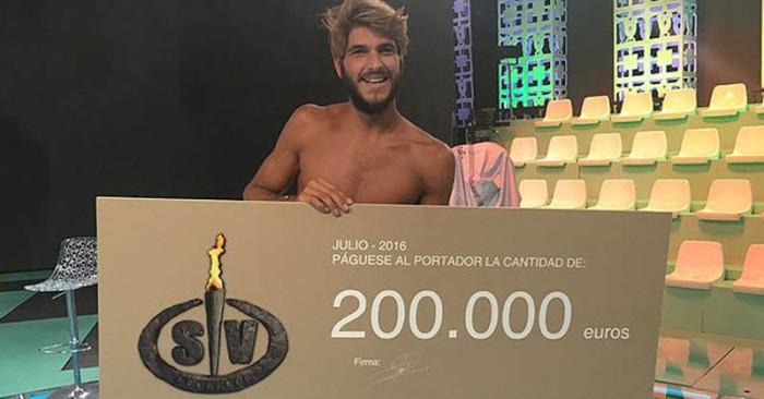 Jorge Díaz gana Supervivientes 2016 superando a Yola Berrocal