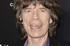 Mick Jagger espera su octavo hijo con Melanie Hamrick