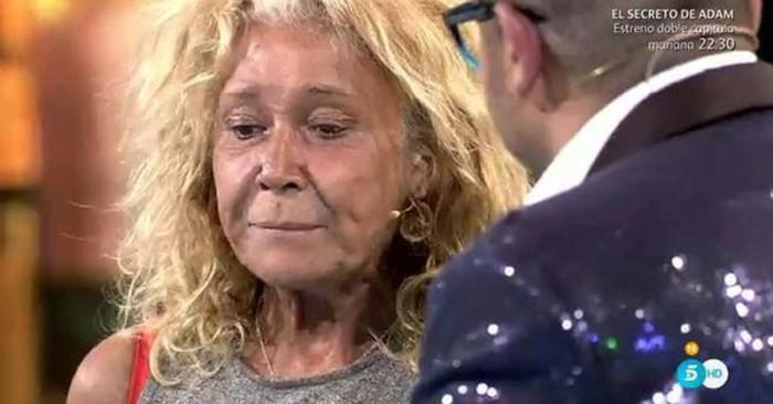 Mila Ximénez, feliz por haber llegado a la final de Supervivientes