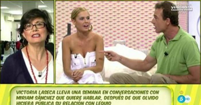 Miriam Sánchez y su supuesto affaire con Alessandro Lequio en el punto de mira