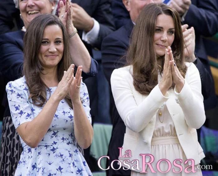 Kate Middleton podría no asistir a la boda de su hermana Pippa