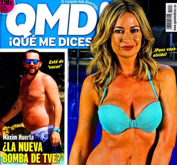 Olvido Hormigos desvela que tuvo un affaire con un colaborador de Telecinco