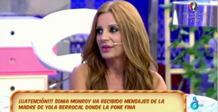 Sonia Monroy afirma que Yola Berrocal es muy torpe