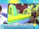 Alba Carrillo y Alessandro Lequio, intercambio de ataques