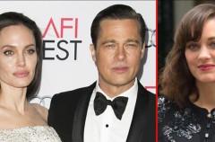 Angelina Jolie preocupada por la relación entre Brad Pitt y Marion Cotillard