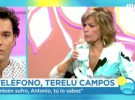 Antonio Rossi lamenta haber dañado a María Teresa Campos