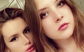 Bella Thorne podría estar saliendo con la ex de su hermano, Bella Pendergast