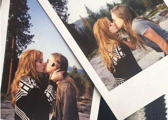 Bella Thorne desvela que es bisexual