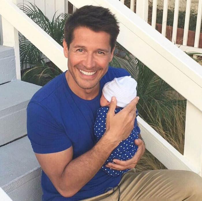 Jaime Cantizano ya es padre