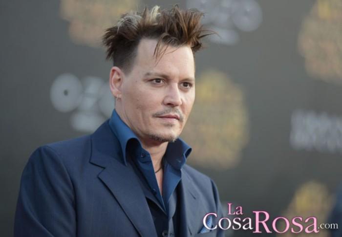 Un estresado Johnny Depp quiere que finalice su divorcio de Amber Heard