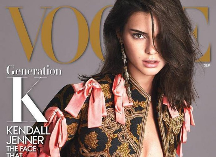 Kendall Jenner se sincera sobre sus sentimientos hacia Caitlyn en Vogue