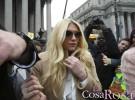 Kesha comenta los momentos más duros de su pasado reciente