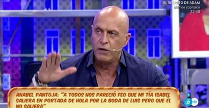 Luis Rollán ganó 20.000 euros con su boda