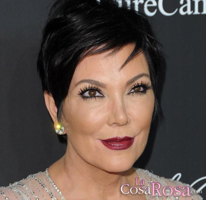 Kris Jenner sufre un accidente de tráfico en Calabasas
