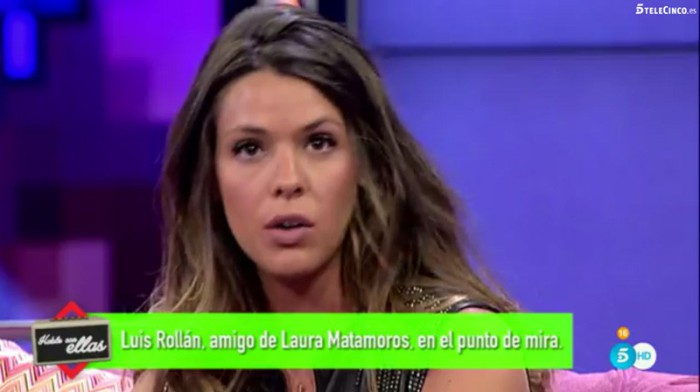 Laura Matamoros se sincera en Hable con ellas