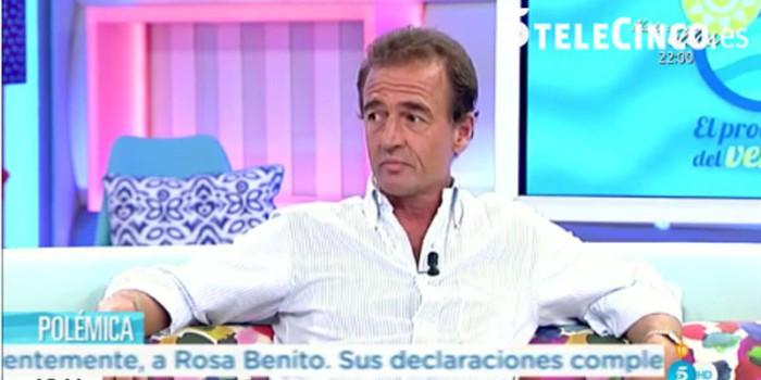 Alessandro Lequio tiene un testigo de la falsedad del rumor de Olvido Hormigos
