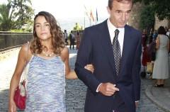 Alessandro Lequio y María Palacios dan la bienvenida a su hija Ginevra Ena