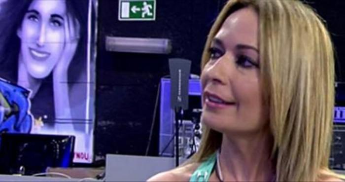 María Patiño defiende a Alessandro Lequio frente a Olvido Hormigos
