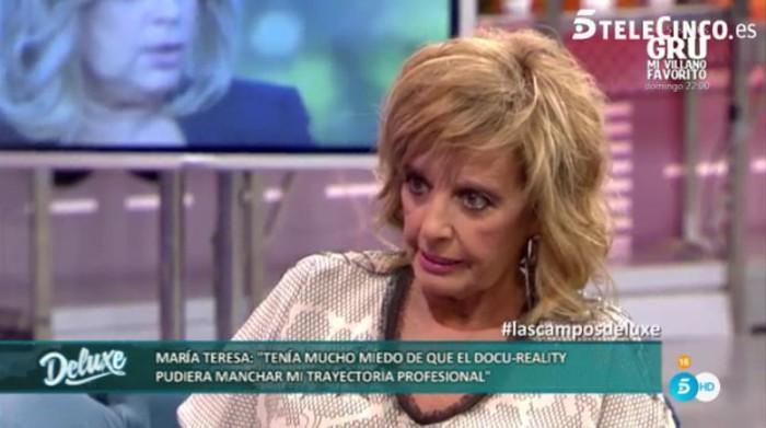María Teresa Campos, zasca a Matamoros; mensaje a Patiño y opinión sobre Kike Calleja