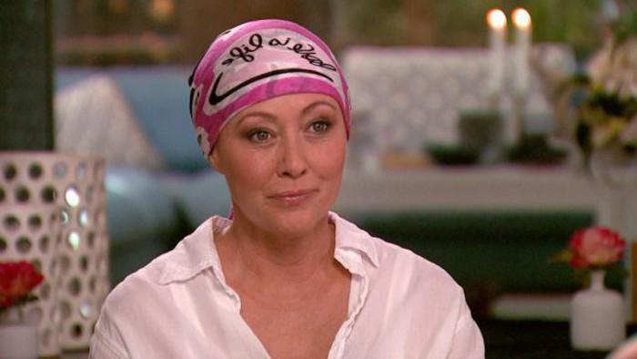 Shannen Doherty (Sensación de vivir) revela que su cáncer de mama se ha extendido