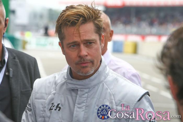 Brad Pitt se pronuncia tras el anuncio de su divorcio de Angelina Jolie