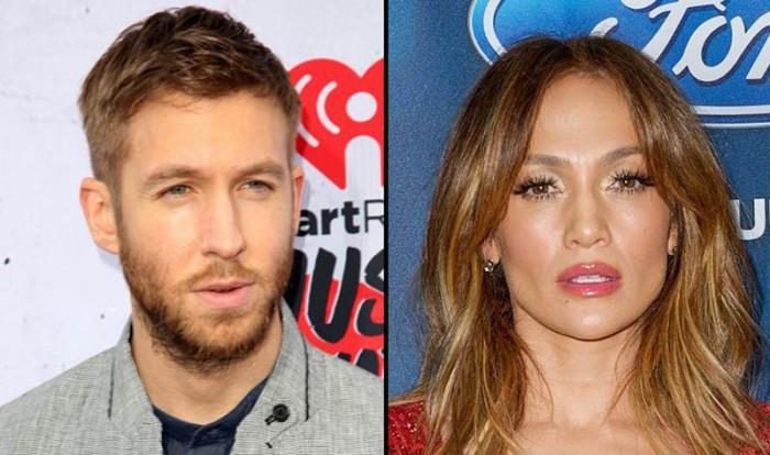 Jennifer Lopez y Calvin Harris podrían estar saliendo