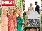 Terelu Campos dice que no le compensó posar en ¡Hola! antes de la boda de Rocío Carrasco