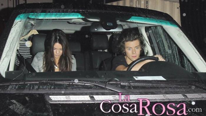 Kendall Jenner y Harry Styles estarían retomando su relación