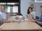 Antonio Banderas habla de Melanie Griffith y Nicole Kimpel con Bertín Osborne