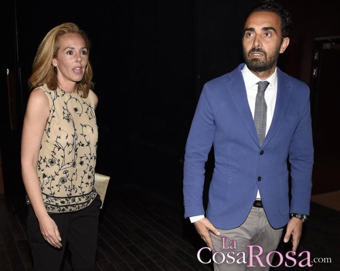 Algunos detalles de la blindada boda de Rocío Carrasco y Fidel Albiac