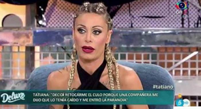 Tatiana Delgado, graves problemas de salud por sus retoques estéticos