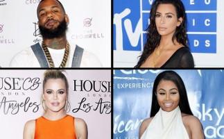El rapero The Game confiesa que tuvo relaciones sexuales con Kim y Khloe Kardashian y Blac Chyna