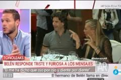 Toño Sanchís responde al último Deluxe de Belén Esteban