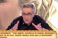 Tony Anikpe, ex de Raquel Mosquera, llega a España tras el ingreso de la peluquera