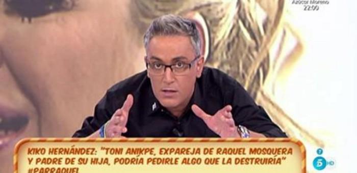 Tony Anikpe, ex de Raquel Mosquera, llega a España tras el ingreso de peluquera