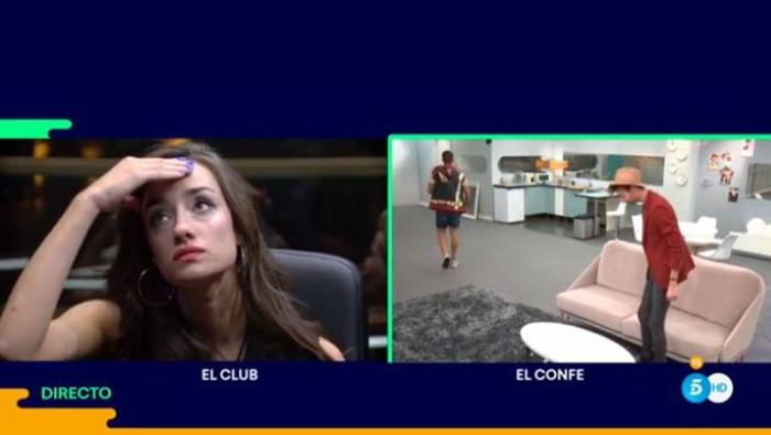 Pol y Miguel, juntos en el apartamento y Fernando, Bárbara y Noelia nominados en Gran Hermano 17