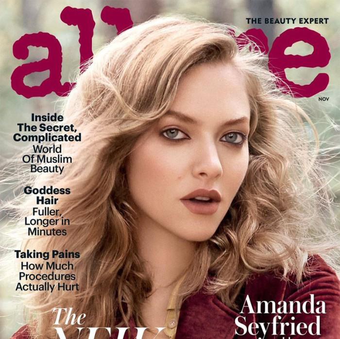 Amanda Seyfried revela que padece un trastorno obsesivo compulsivo