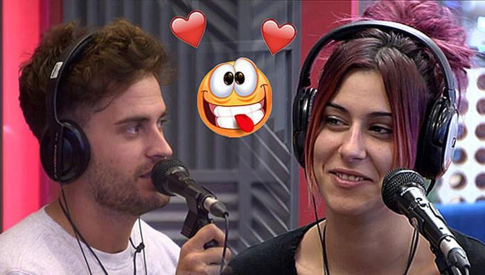 El beso secreto de Bea y Rodrigo en Gran Hermano 17