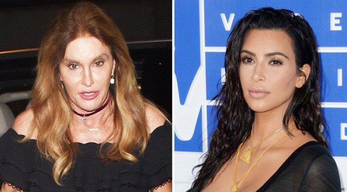 Caitlyn Jenner rompe su silencio sobre el robo a Kim Kardashian