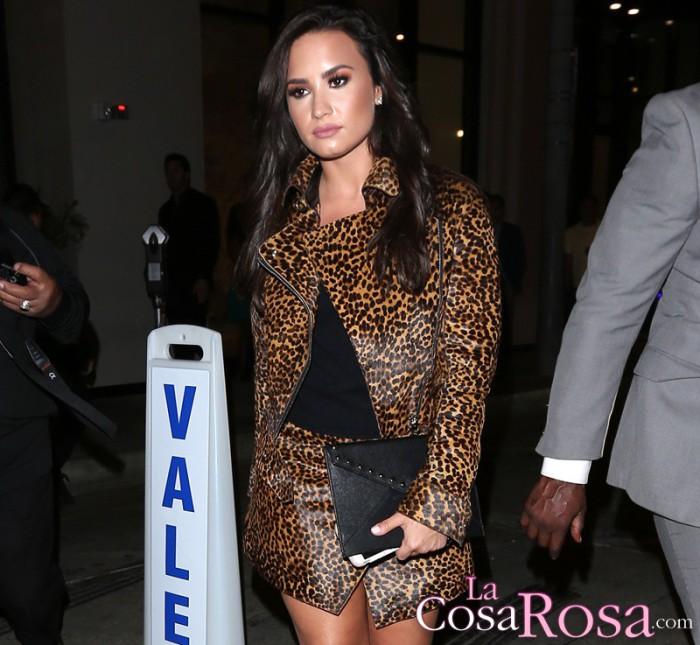 John Mayer y Demi Lovato podrían haber iniciado una relación