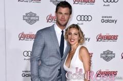 Chris Hemsworth desmiente en Instagram lo publicado sobre su divorcio