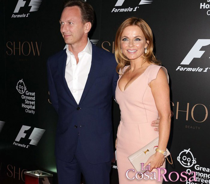 Geri Halliwell (Spice Girls) espera su segundo hijo