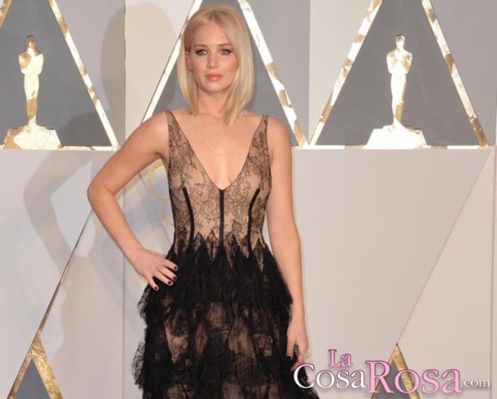 Jennifer Lawrence sale con el director de cine Darren Aronofsky