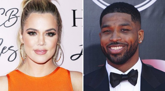 El novio de Khloe Kardashian, Tristan Thompson, está esperando un hijo