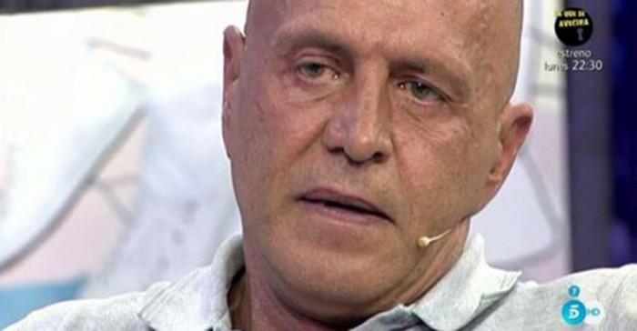 Kiko Matamoros destrozado tras la última entrevista de su hijo Diego en Semana